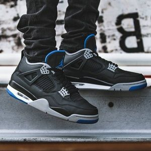 Jordan 4 retro Motorsport Alternate